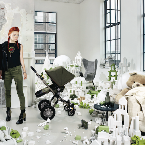 The newest Bugaboo by Diesel will arrive in october! Born to #BeBrave!