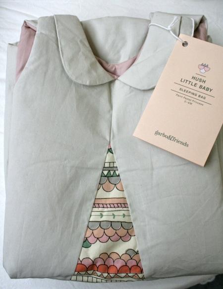 Slaapzak Garbo & Friends | Little Fashion Week CITYMOM.nljpg