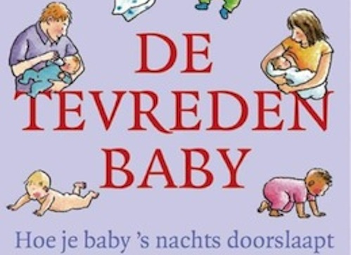 DE TEVREDEN BABY; BIJBEL VOOR DE KERSVERSE MOM