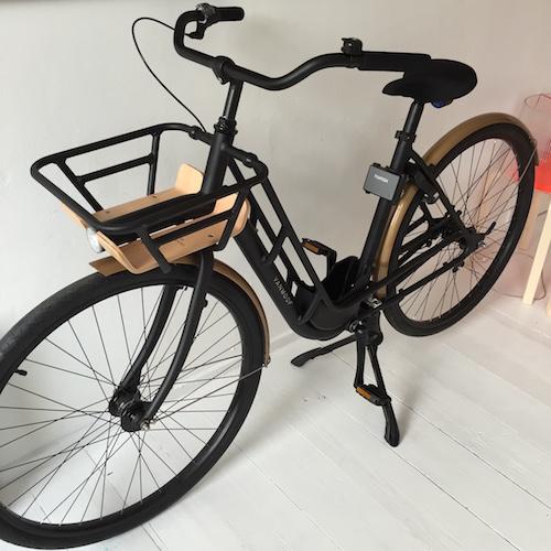 Dé beste fiets voor MOMS; de VANMOOF Q BIKE! Binnenkort meer op de blog!