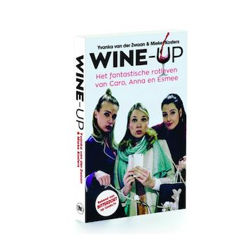 Sex and the City meets Bridget Jones! Het perfecte boek om te lezen tijdens de kerstvakantie van de dames van de blog Wine-up!