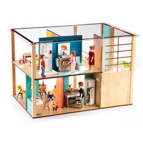 DJeco Doll House Love!
