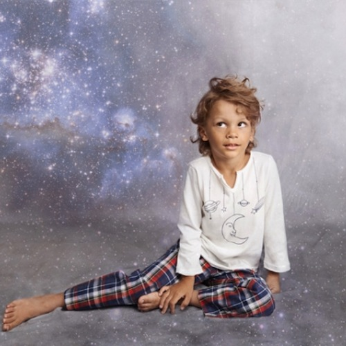Sweet dreams with the dreamy nightwear from AMIKI Children. You will have beautiful sleeps!