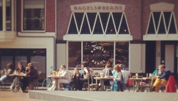 Bagels & Beans – Den Haag