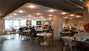Kindvriendelijke Horeca - De Bakkerswinkel - Den Haag
