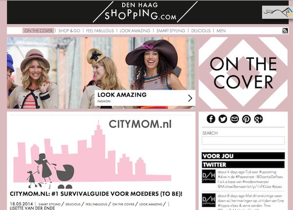 Den Haag Shopping.nl de maand vna