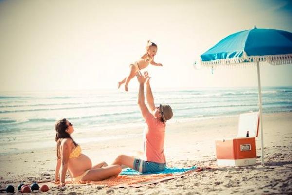 Waarheen met vakantie als nieuw gezin