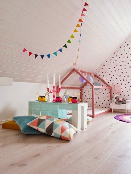 Pastel KidsRoom