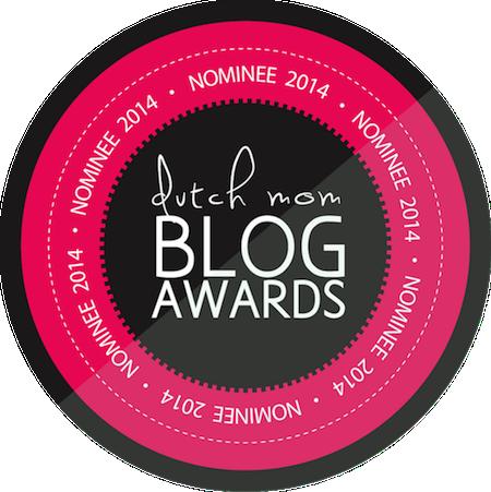 Dutch Mom Blog Award