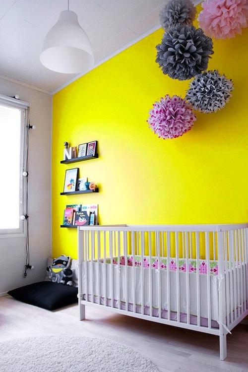 Ten Kids Rooms for the little ones