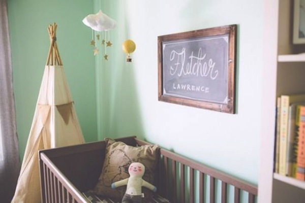 10 X TOP ROOMS FOR THE LITTLE ONES