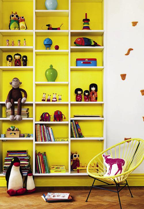 10 x kleurige kinderkamers - Deco ouder kamer ...