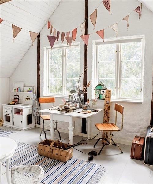 Bureau in de kinderkamer // CITYMOM.nl