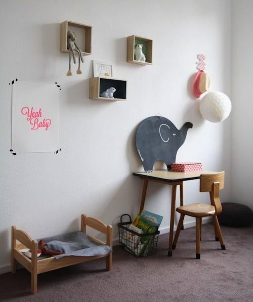 Vintage Kidsroom4