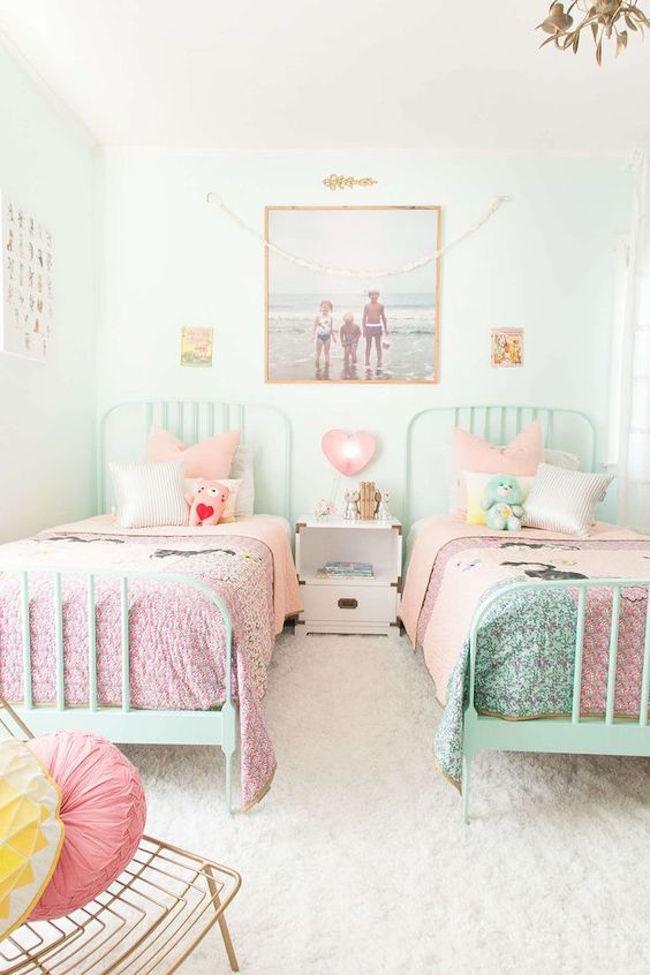 gedeelte kinderslaapkamer