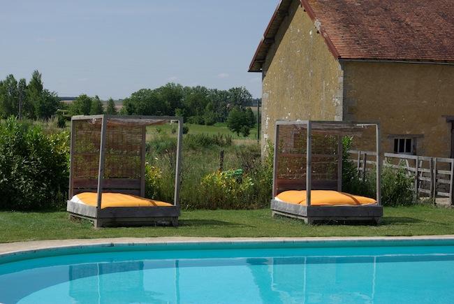 Domaine les Fontaines, Frankrijk