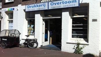 Drukkerij Overtoom – Amsterdam