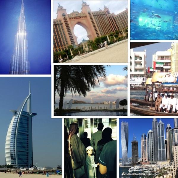 CITYMOM IN DUBAI