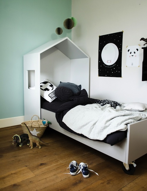 bedhuisje-base-bed :: CITYMOM.nl