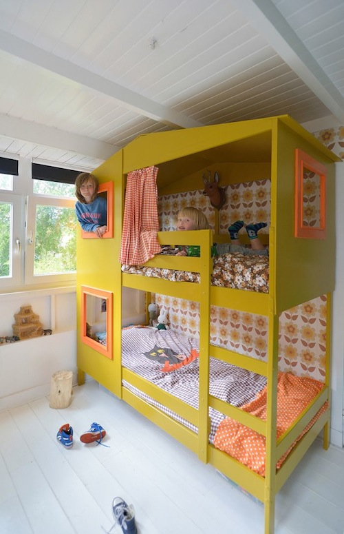 Kids' Rooms with Yellow Accents 2