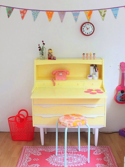 Kids' Rooms with Yellow Accents 5