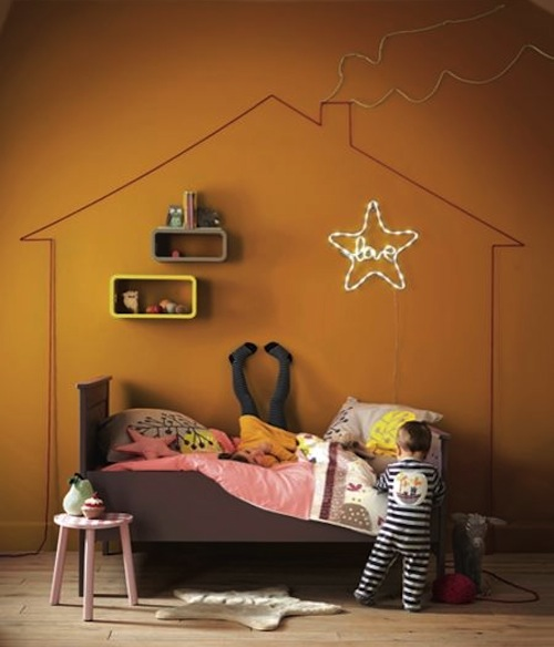 Kids' Rooms with Yellow Accents 6