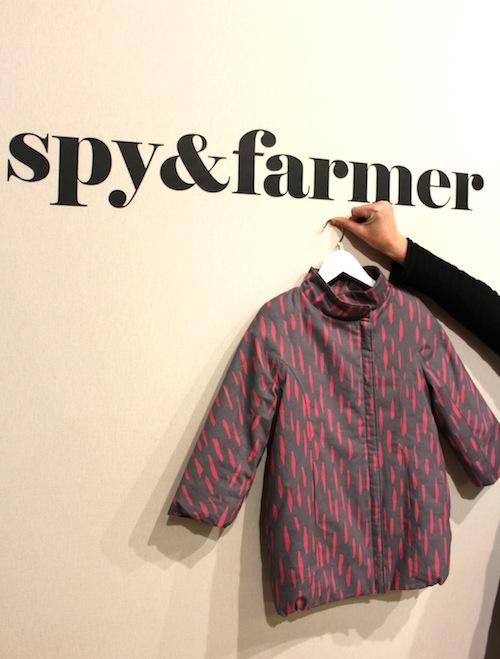 spy & farmer