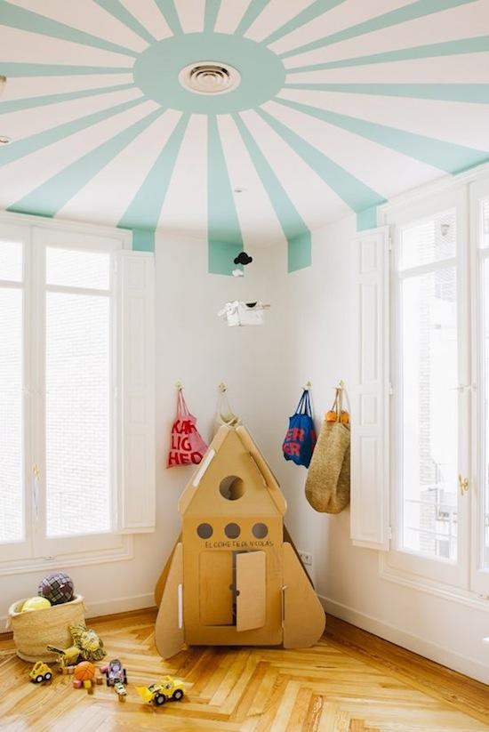 8 Rocking Kidsroom Walls III