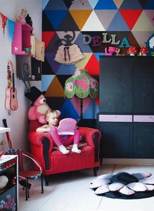 8 Rocking Walls in the Kidsroom