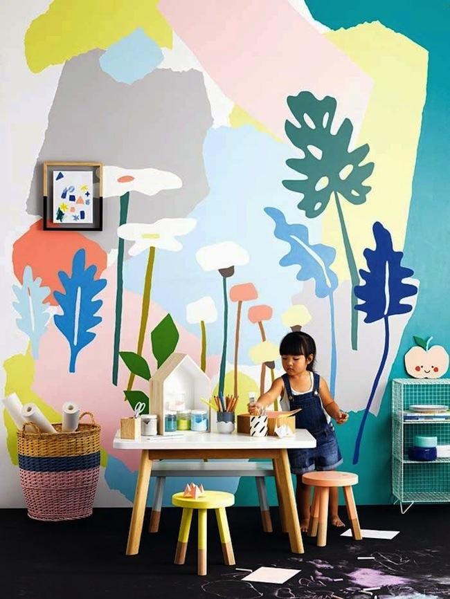 8 rocking kidsroom walls