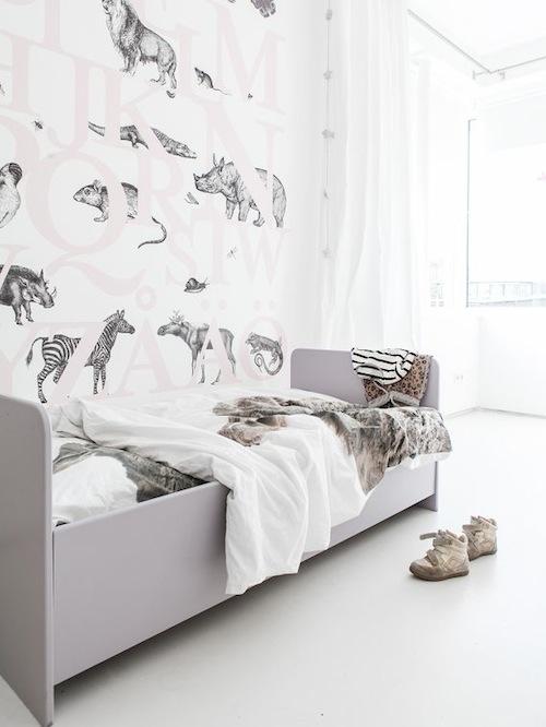 Grey Kids' Rooms 4