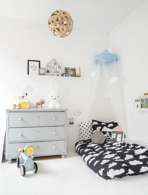 Grey Kids' Rooms 5