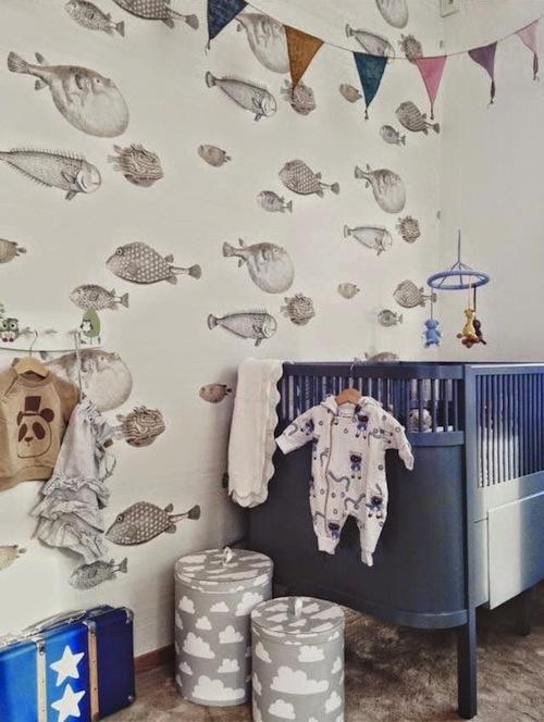 Grey Kids' Rooms 6