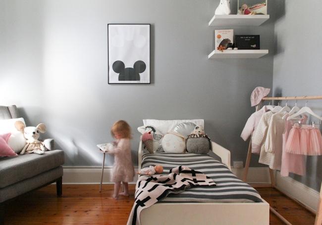Grey Kids' Rooms 7
