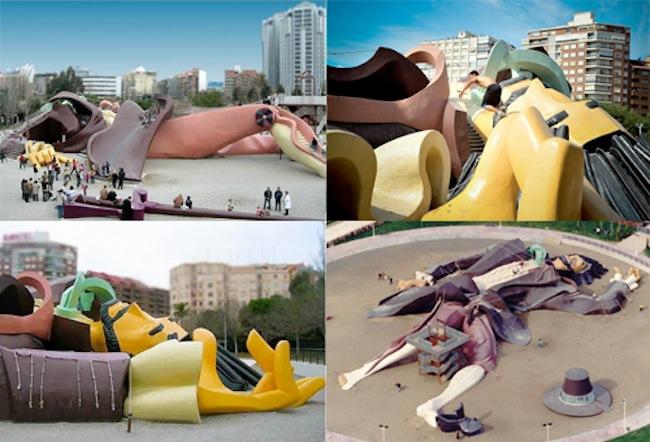 Gulliver Park – Valencia, Spain