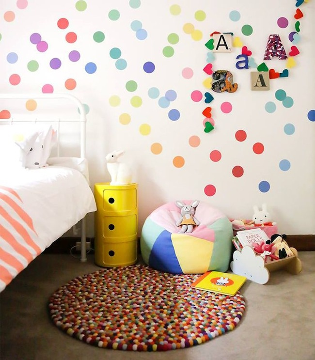 Kidsroom Walls tha trock