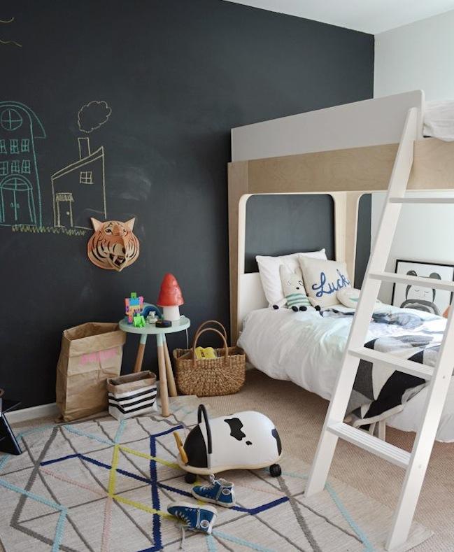 Rocking Kidsroom Walls
