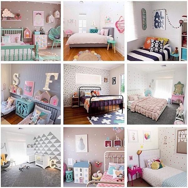 10X INSPIRING INSTAGRAM KIDS'ROOMS