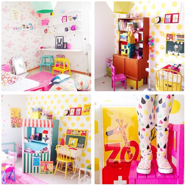 inspiring instagram kids'rooms