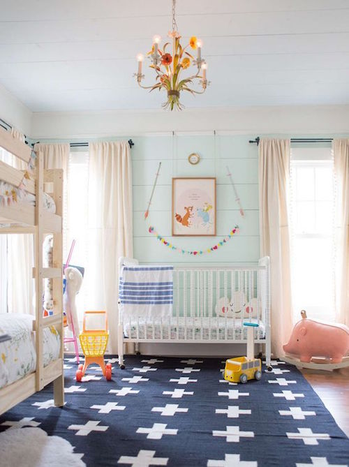 De Mooiste Babykamers.Babykamer Pastel Vicky Riley Poster A Wolfje Kinderkamer Pastel
