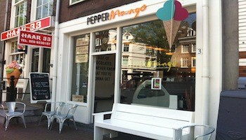 Ijs - Pepper Mango - Amsterdam