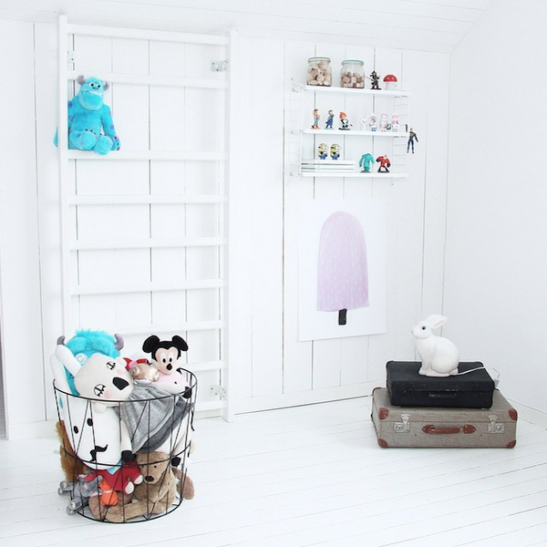 Inspiring Kids'Rooms on Instagram