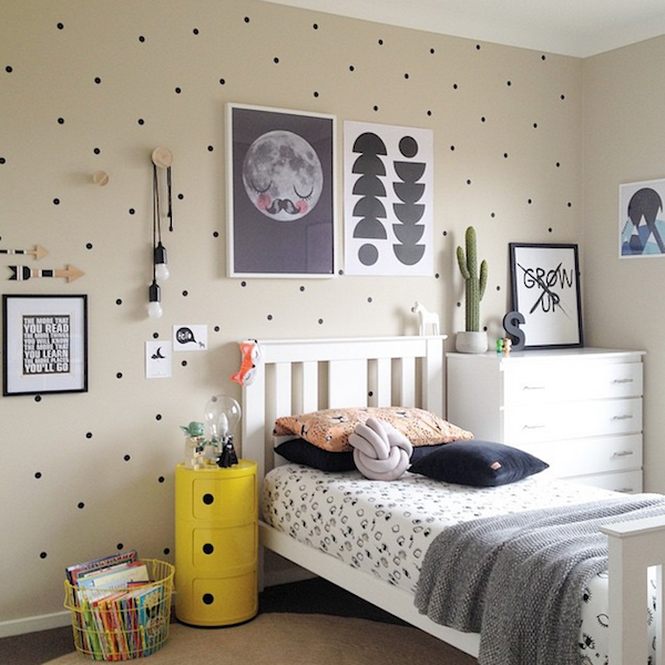 inspiring instagram kids'room