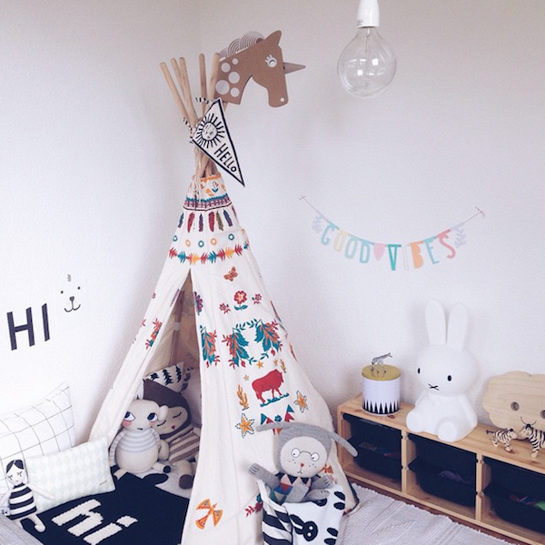 inspiring instagram kids'rooms 2