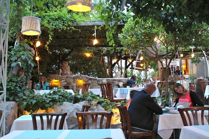Restaurant Petrino Kos