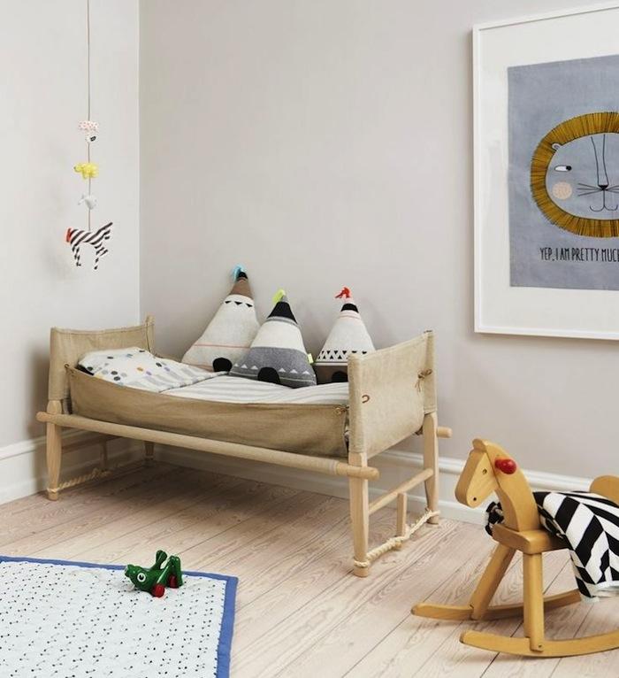 Kidsrooms with woodenfloor 3