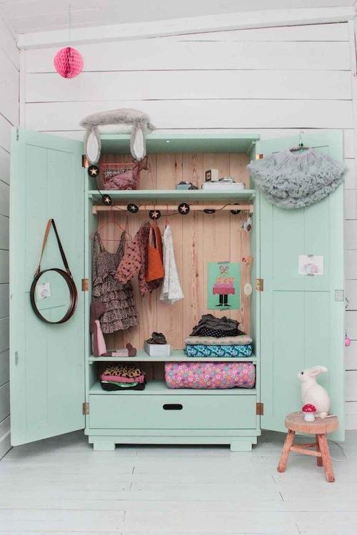 Kinderkamers met hout 12