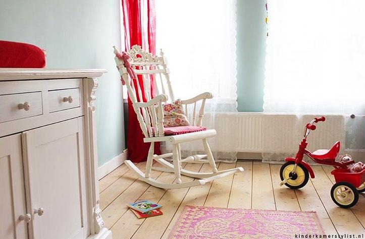 Kinderkamers met hout 3