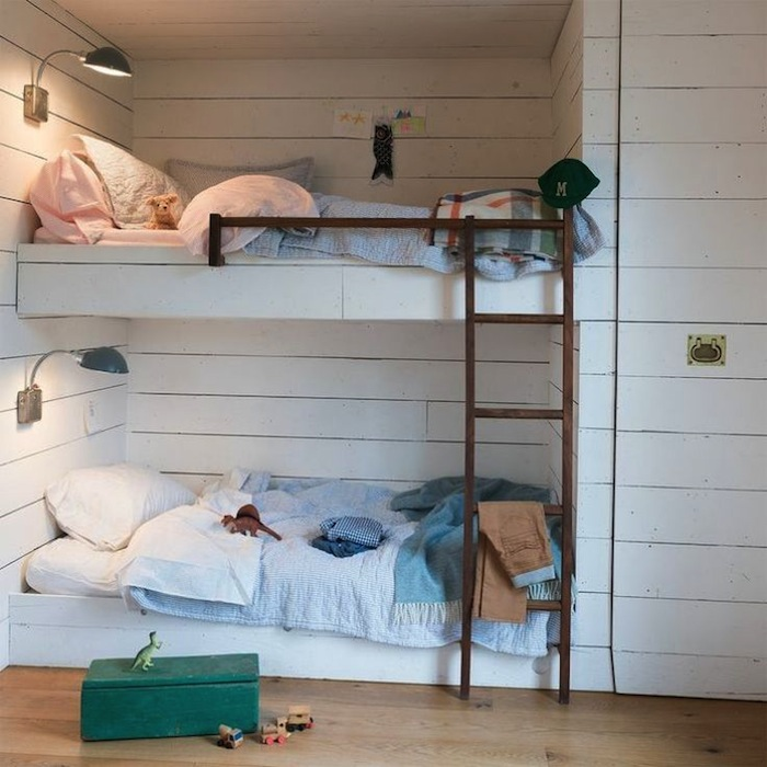 Kinderkamers met hout 6