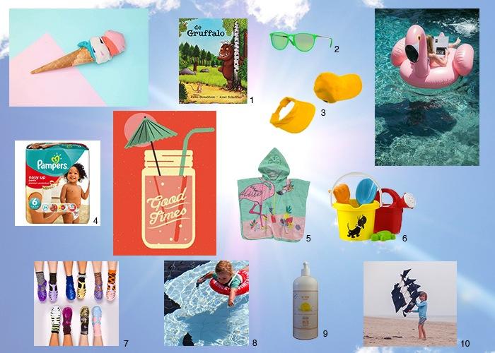 Vakantie Essentials